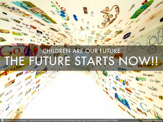 Children Are Our Future - The Future Starts Now!!