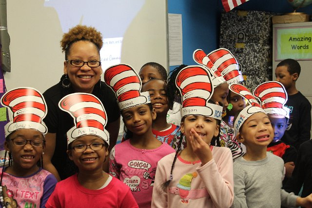 K-2 Pajama Day (Dr. Suess)